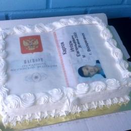 Торт Паспорт_1