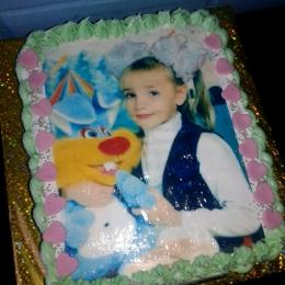 Торт с Вашим фото_1