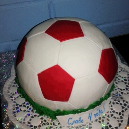 Торт Мяч_1