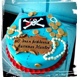 Торт Пиратский_1