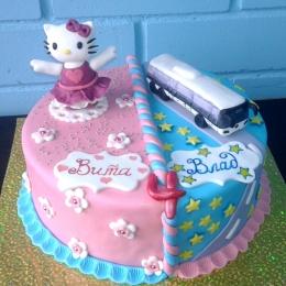 Торт для двойняшек_1