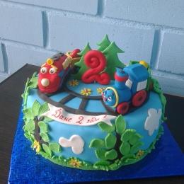 Торт с паровозиками_1