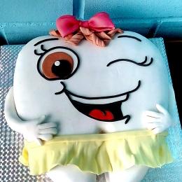 Торт Первый зубик_1