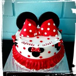 Торт Минни Маус_1