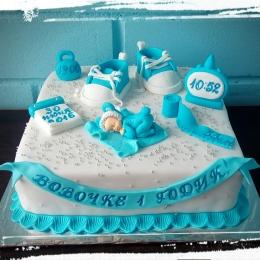 Торт на годик_1