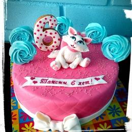 Торт с котёнком_1