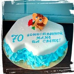 Торт маме_1