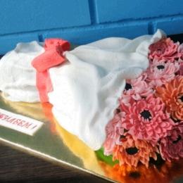 Торт букет бербер (можно другие цветы)_1