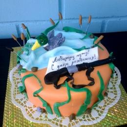Торт охотнику_1