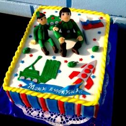 Торт военному_1