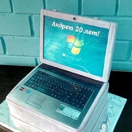 Торт Ноутбук_1