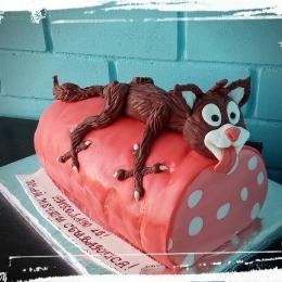 Торт Колбаса_1