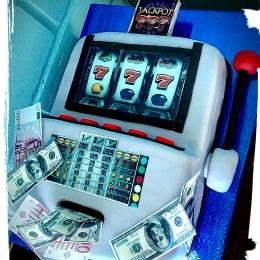 Торт Игровой автомат_1