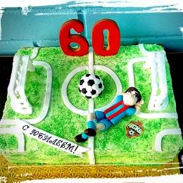 Торт Футбольное поле_1