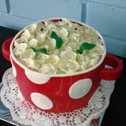 Торт кастрюля с пельменями. От 3кг_1