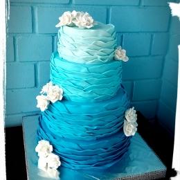Торт Волна_1