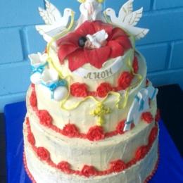 Торт с ангелом _1