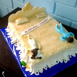 Торт кровать_1