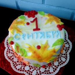 Торт к 1 сентября_1