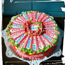 Торт на выпускной_3